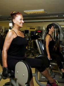 treinamento de força mulheres